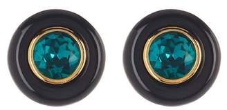 Trina Turk Oversized Resin Stud Earrings