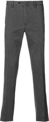 Pt01 flat front slim pants