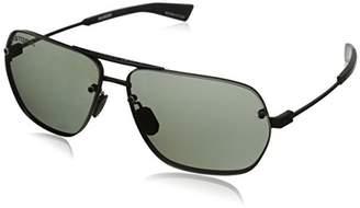 Under Armour Hi-Roll Storm 8640084-010108 Polarized Sunglasses $184.99 thestylecure.com