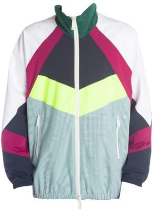 DSQUARED2 Nylon Colorblock Jacket