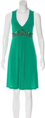 Blugirl Mini Sleeveless Dress