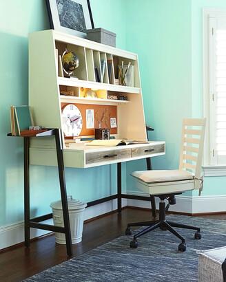 Morgan Desk Hutch
