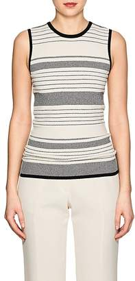 Derek Lam WOMEN'S COMPACT KNIT SLEEVELESS TOP