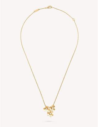 3b0cdb9b6fc84 Van Cleef   Arpels Frivole pendant yellow-gold and diamond necklace