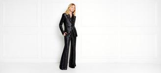 Rachel Zoe Rixey Fluid Sequin Blazer