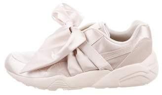FENTY PUMA by Rihanna Satin Bow Sneakers w/ Tags