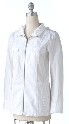 Sonoma life + style® anorak jacket