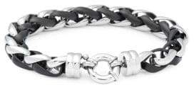 Saks Fifth Avenue Spring-Ring Link Chain Bracelet