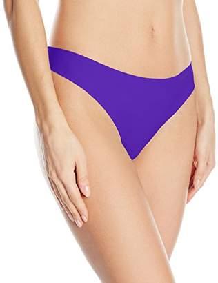 Calvin Klein Women's Invisibles No Panty Line Thong