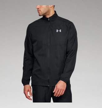 Under Armour UA Mens Sportstyle Woven Full Zip