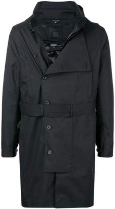 Norwegian Rain double buttoned coat