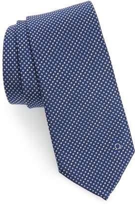 Salvatore Ferragamo Geneve Silk Tie