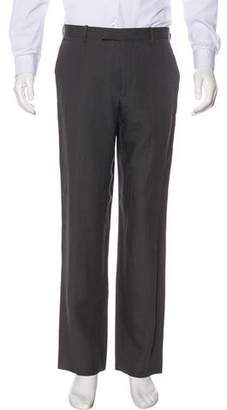 Etro Linen Woven Pants
