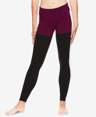 Gaiam X Jessica Biel Colorblocked Ankle Leggings