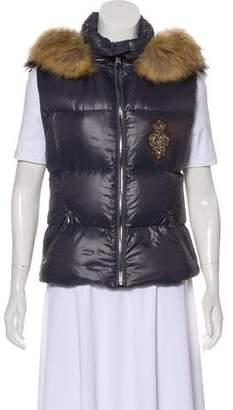 Emilio Pucci Puffer Down Vest