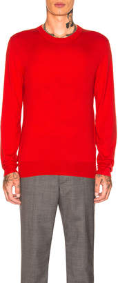 Maison Margiela Gauge 14 Crewneck with Elbow Patches