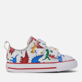 a8011f315fc4ea Converse Kids  Chuck Taylor All Star 2 Velcro Trainers