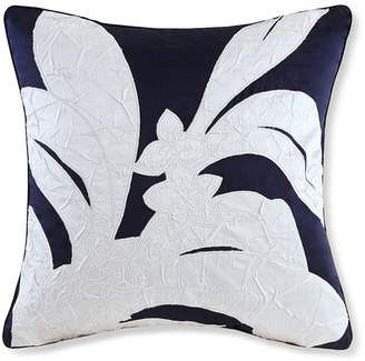 Natori Origami Mum Decorative Pillow, 20 x 20