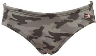 MC2 Saint Barth Cayo Camouflage Swim Briefs