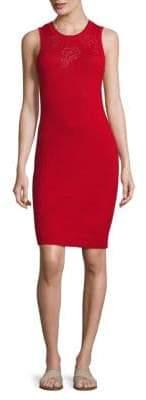 Rag & Bone Adriana Pointelle-Knit Dress