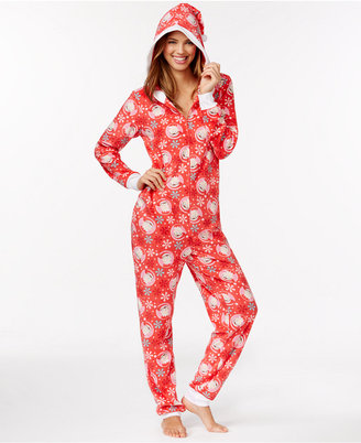 Elf on the Shelf Adult Hooded Jumpsuit $60 thestylecure.com
