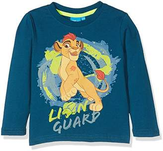 Leomil Fashion Boy's LS Longsleeve T-Shirt,(Size: 5)