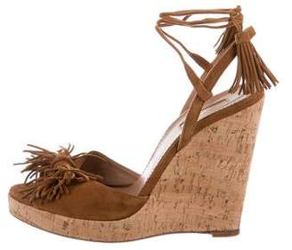 Aquazzura Wild Thing Wedges