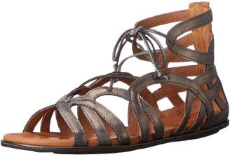 Gentle Souls Women's Break My Heart Gladiator Sandal