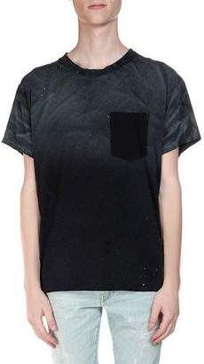 Amiri Men's Short-Sleeve Duster T-Shirt