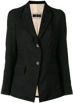 Uma Wang two-button blazer