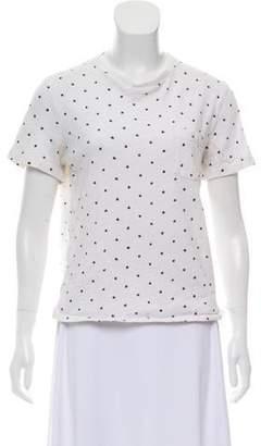 Rag & Bone Star Print T-Shirt
