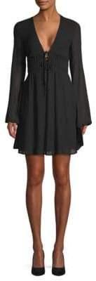 Bailey 44 Film Festival Long-Sleeve Dress