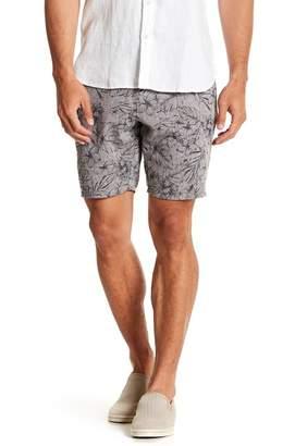 Toscano Floral Print Shorts