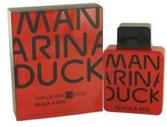 Mandarina Duck Black & Red Eau De Toilette Spray By