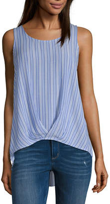 A.N.A Pleat Front Tank - Tall