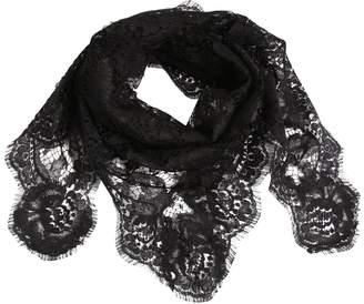 Dolce & Gabbana Lace Triangle Scarf