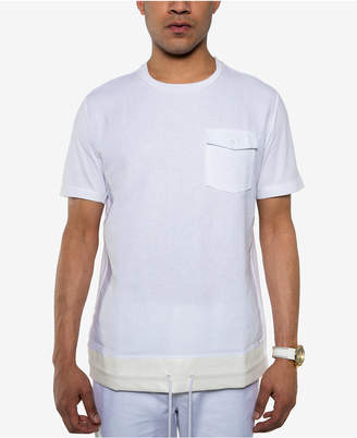 Sean John Men's Hybrid Pocket T-Shirt, Created for Macy's