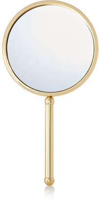 Frasco Mirrors Double-sided Hand-held Mirror