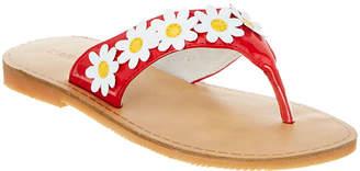 L'amour Flower Flip-Flop