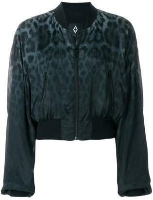 Marcelo Burlon County of Milan printed bomber jacket