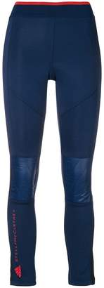adidas by Stella McCartney side panel performance leggings