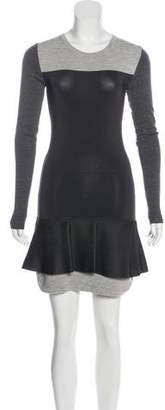 Isabel Marant Colorblock Mini Dress