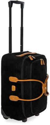 """Bric's Life 21"""" Carry-On Rolling Duffel"""