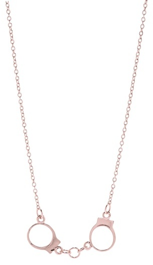 Jules Smith Designs Friskey Charm Necklace