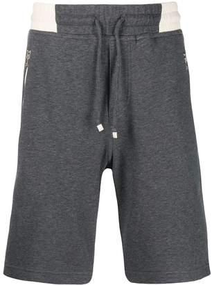 Brunello Cucinelli fleece lined shorts