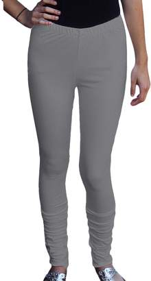 Ayurvastram Cotton Spandex Jersey Extra Long Leggings; ; Extra Extra Large