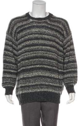 Malo Cashmere Crew Neck Sweater grey Cashmere Crew Neck Sweater