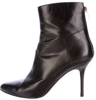 Jimmy Choo Jimmy Choo Keagan Leather Ankle Boots