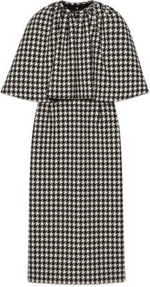 Gucci Houndstooth dress
