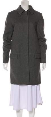 Acne Studios Wool Knee-Length Coat